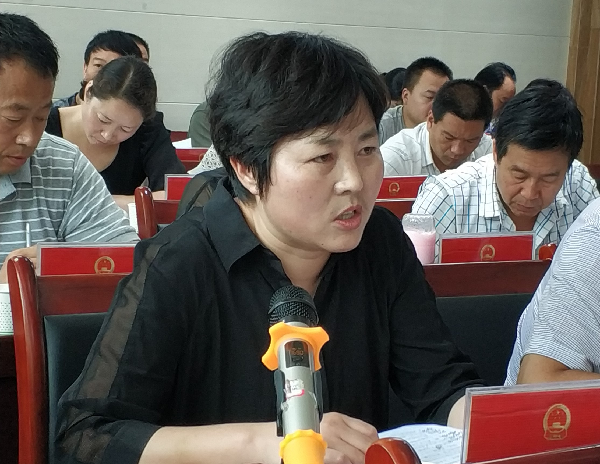 洛南县人大常委会第十一次会议 审...