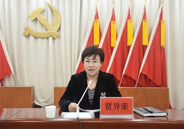 洛南县召开县委人大工作会议